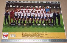 CLIPPING POSTER FOOTBALL 1980-1981 LILLE OSC LOSC DOGUES GRIMONPREZ-JOORIS