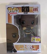 Funko Pop Walking Dead TDog SDCC Exclusive W/ Protector