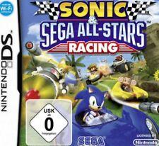 Nintendo DS 3DS Sonic Sega All Stars Racing Top Zustand