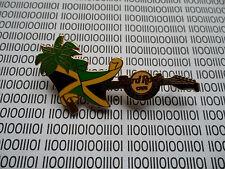 Hard Rock Cafe Ocho Rios, Jamaica - Flag Guitar Pin