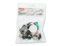 Switches and Key Buttons Kemo S009 Assorted Mixed Values 20pc