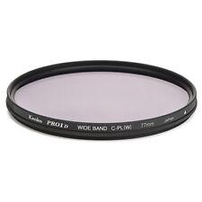 77mm Genuine KENKO PRO1 Digital Circular Polarizing Filter CPL Made in Japan