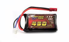 Hobbytech 450Mah 2S 7.4V 30C Lipo Battery Jst