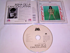 CD - La Lupe ‎Queen Of Latin Soul Reina De La Cancion Latina - S 7