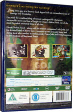 Robin Hood Walt Disney Film Childrens Movie 21st Classic DVD New Sealed