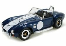 1965 Shelby Cobra 427 S/C Convertible Blue Shelby Signature Sc1211 1/18 Diecast