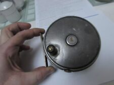 """A1 vintage alex martin thistle dingley fly fishing perfect pattern reel 4.25"""""""