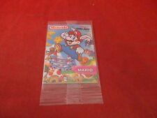 Mario Nintendo Kellogg's Apple Jacks Cereal Prize Nintendo 1993 **NEW/RARE**
