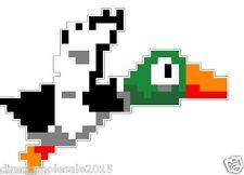 "Nintendo NES 8-bit Duck Hunt 5"" Vinyl Decal Sticker Emblem"