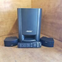Bose PS3-2-1 II Powered Speaker System