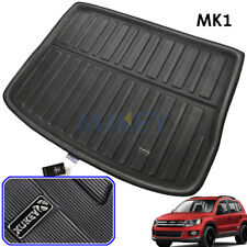Rear Trunk Boot Liner Cargo Mat Tray Floor Fit For VW Tiguan 2007-2016