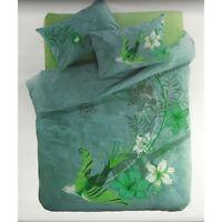 Bella Donna Duvet Doona Quilt Cover Set | Linen with Attitude | Birds & Flowers