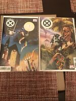 House of X /Powers of X #5 1:10  Variant Xmen Set Lot NM+ 2019 MARVEL COMICS