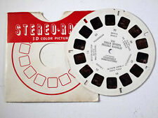 STEREO-RAMA 104 Dalla Rivista Piccolo Naviglio Pretty Girls View-Master - RR