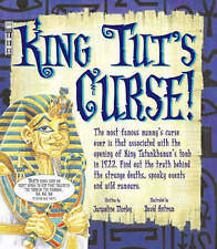 King Tut's Curse, New, Jacqueline Morley Book