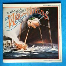 WAR OF THE WORLDS : CBS 96000 : A-3 / B-2 : LP VINYL : SUPERB COPY