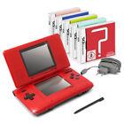 Nintendo DS Handheld Konsole + 5 Spiele