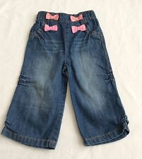 Cotton Blend NEXT Trousers & Shorts (0-24 Months) for Girls