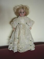 "Exquisite 3200 Dep Armand Marseille doll. Beautifully dressed. 12"" tall."