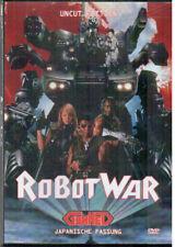 Gunhed - Robot War - Uncut Edition - DVD - NEU OVP - Vanilla