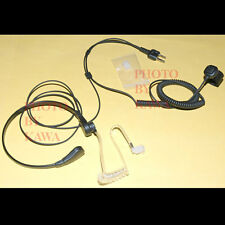 Throat Mic Acoustic Tube for Midland Gxt radio New V2