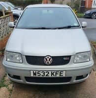 Volkswagen polo 1.4 TDi 2000 W with 98k FSH - selling as repairs