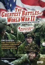Greatest Battles of WWII, Vol. 1 (DVD, 2008) New, Rare, OOP