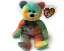 Ty Beanie Baby Garcia Grateful Dead 4051 Collectible Tag Errors Pvc Pellets