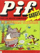 Revue en Excellent état  !!!     PIF GADGET (  série 1 )    N° 182