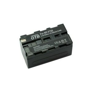 US ON1456 Battery for Sony NP-F750 Li-Ion 4400mAh