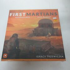 Portal Games 2017 First Martians: Adventures on the Red Planet Board Game NEW