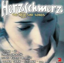 HERZSCHMERZ - THE NEW SAD SONGS / 2 CD-SET