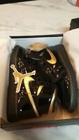 Nike Air Jordan 1 High Og Metallic Gold sz 6.5 100% Authentic