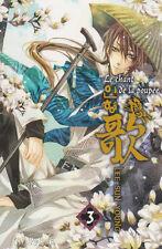 LE CHANT DE LA POUPEE  tome 3 Lee Sun Young manga livre