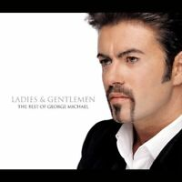 George Michael - Ladies and Gentlemen The Best of George Michael (2 Disc) CD NEW