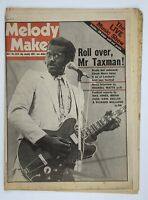 Melody Maker Music Magazine  28 July 1979 Chuck Berry Cover