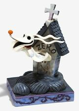 Disney Nightmare Before Christmas ZERO DOGHOUSE Resin Figurine Statue