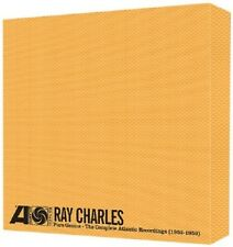 RAY CHARLES : PURE GENIUS - THE COMPLETE ATLANTIC RECORDINGS 1952-1959  -     CD