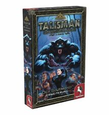 Pegasus 56100G Talisman Legendäre Abenteuer Brettspiel Unterhaltung Familie NEU