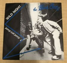 "THE BLUE CATS - WILD NIGHT - CHARLY 7"" - Original Pressing - Rockabilly"