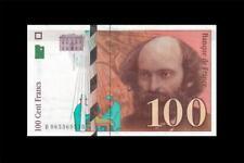 1998 BANQUE DE FRANCE 100 FRANCS (( aUNC ))