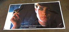 Blade Runner Película Lienzo Vinilo Banner Rachael Sean Young Figura Póster