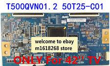 T-Con Board T500QVN01.2 CTRL BD 50T25-C01 AUO 50T25-C01 T500QVN01 For 42'' TV