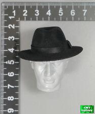 1:6 Scale DAM TOYS Spade J GK001MX Memories Ver - Black Fedora Hat