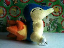 Pokemon Plush Cyndaquil Banpresto UFO doll stuffed animal figure toy USA Seller