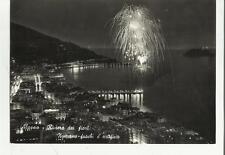 ALASSIO RIVIERA DEI FIORI vecchia  cartolina 1964  73206