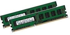 2x 8gb 16gb di RAM ddr3 1600 MHz Fujitsu Siemens Celsius w420 d3162 Samsung