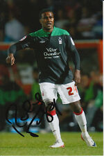 NOTTINGHAM FOREST HAND SIGNED ROBBIE FINDLEY 6X4 PHOTO 1.
