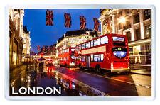 LONDON ENGLAND MOD8 FRIDGE MAGNET SOUVENIR IMAN NEVERA