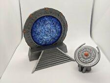 More details for stargate ring stairs platform sg1 model prop geek gift atlantis sg-1 miniature